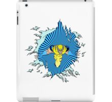 Wolverine is Coming for ya iPad Case/Skin