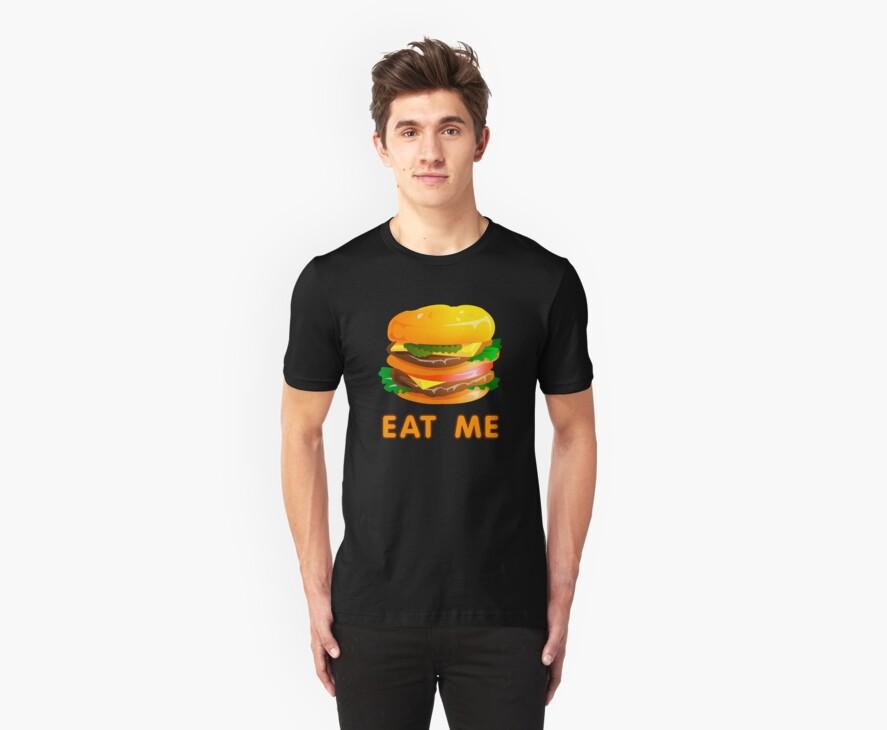 Eat me by Kurt  Tutschek