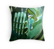 I Weep For You Throw Pillow