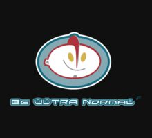 Be Normal: Ultra Normal ! One Piece - Long Sleeve