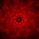 Red ornaments by Kurt  Tutschek