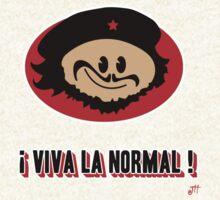 ! Viva La Normal ! by jolo