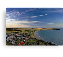Stanley Sunset Canvas Print