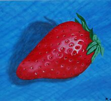 VERRY STRAWBERRY by RoseLangford