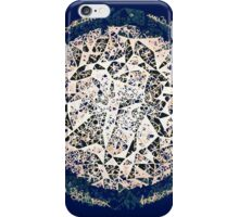Orbital Patchwork iPhone Case/Skin