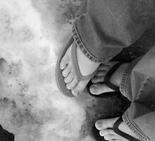 Cold Feet by scarlettamortentia