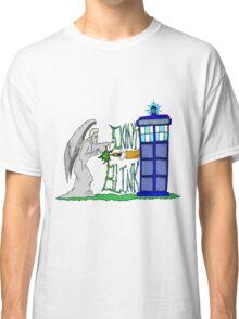 Don't Blink Tardis Classic T-Shirt