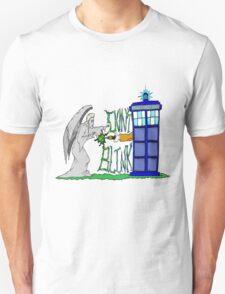 Don't Blink Tardis Unisex T-Shirt