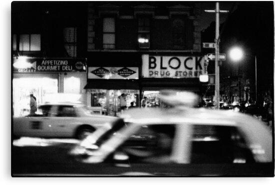 Night in New York by laurencedodd