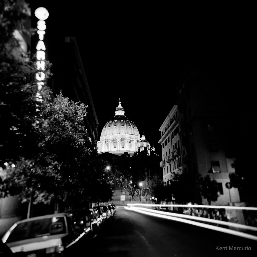 Follow The Light by Kent Mercurio