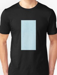 Glitch Original Homes wallpaper back stucco lightblue T-Shirt