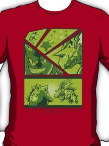 Title Screen Red T-Shirt