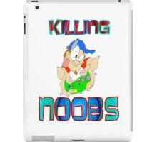 Killing Noobs iPad Case/Skin