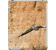 Pelican on the Murray River iPad Case/Skin