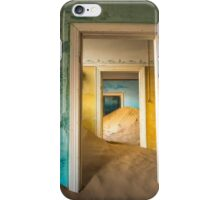 Kolmanskop Ghost Town iPhone Case/Skin