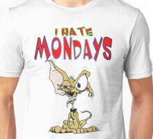 I Hate Mondays Chihuahua Unisex T-Shirt
