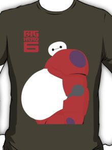 "Baymax Robot 6 ""Big Belly"" T-Shirt"
