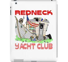 Redneck Yacht Club iPad Case/Skin