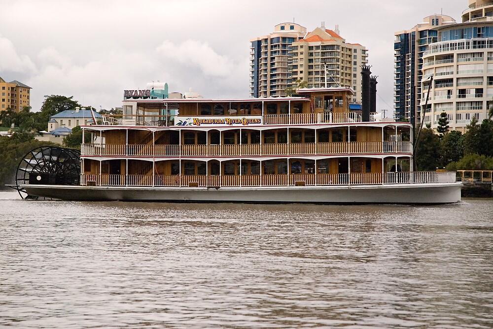 Kookaburra River Queen by J Harland