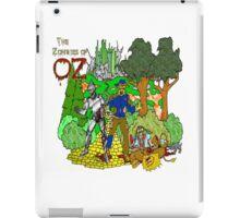 Zombies of OZ iPad Case/Skin