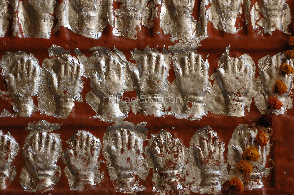 the fifteen handprints by Rae Stanton