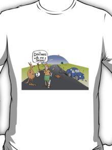 roo rage T-Shirt