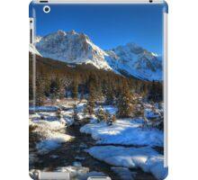 Snowy creeks (HDR) iPad Case/Skin
