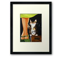 Catmasutra - Some Kind of Wonderful Framed Print