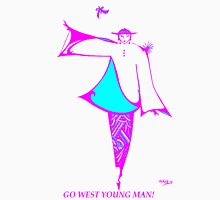 Go West Young Man! - Series 2 T-Shirt
