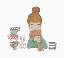 Tea time Kids Tee