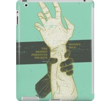 SHAPESHIFTING iPad Case/Skin