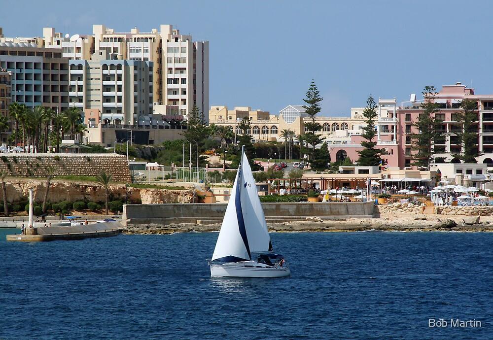 Beautiful Malta by Bob Martin
