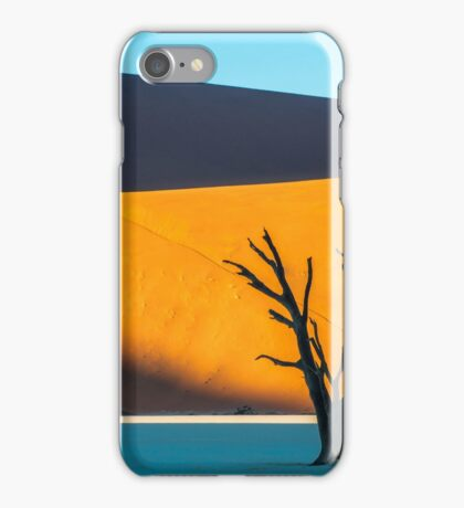 Deadvlei, Namibia iPhone Case/Skin