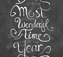 The Most Wonderful Time by Leah Price