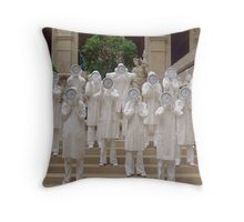The Contemporaries Throw Pillow