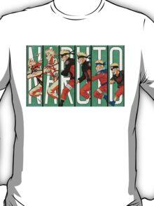 Naruto - Evolution T-Shirt