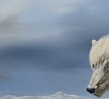White Wolf by Laurianna