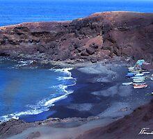 El Golfo 3 by Alfonso Fernandez