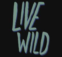Live Wild: Alaska One Piece - Short Sleeve
