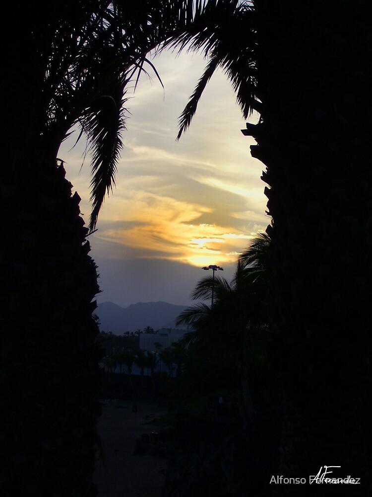 Sunset 5 by Alfonso Fernandez