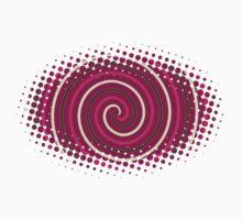 Dizzy in Purple by Karin  Hildebrand Lau