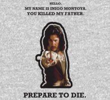 My Name Is Inigo Montoya. Kids Tee