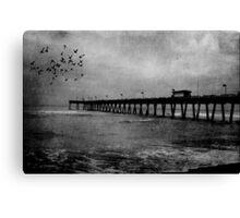 The Third Wave Canvas Print