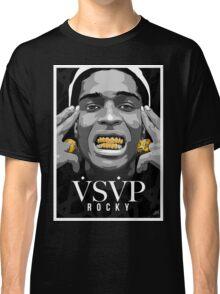Gold Grills - ASAP Rocky Illustration Classic T-Shirt