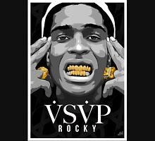 Gold Grills - ASAP Rocky Illustration Unisex T-Shirt