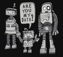 My Data? Robot Kid Kids Clothes