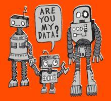 My Data? Robot Kid Kids Tee