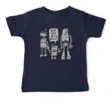 My Data? Robot Kid Baby Tee