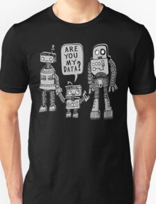 My Data? Robot Kid T-Shirt