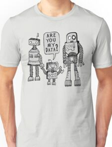 My Data? Robot Kid Unisex T-Shirt
